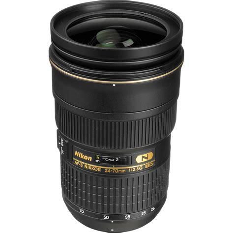Nikon Af S 24 70mm F 2 8g Ed nikon af s nikkor 24 70mm f 2 8g ed lens 2164 b h photo