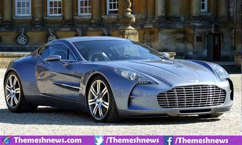 Most Cars by Top 10 Most Expensive Cars In The World 2017
