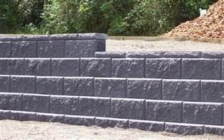 interior decorative cinder blocks retaining wall powder