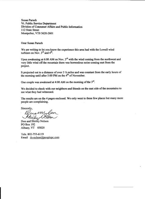 Lease Notice For Noise Noise Complaint Letter A Noise Complaint Letter Could Be Written To The Landlord By A Tenant