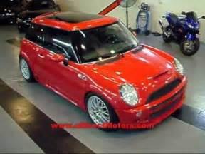 Mini Cooper Jcw 2004 2004 Mini Cooper S Jcw Edirect Motors