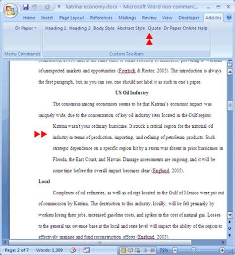 Format Apa Block Quote | block quotes in apa format quotesgram