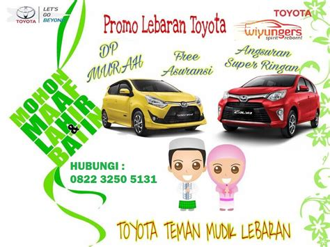 Promo Toyota Calya 2018 promo spesial lebaran toyota calya surabaya 2018