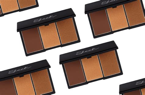 Sleek Form Contour Kit the best contouring makeup from high to high end