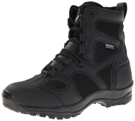 Sepatu Pdl Boot Tni Sepatu Kickers Boot Safety High Tinggi Kulit Asli jual sepatu pdl militer boot army blackhawk kualitas