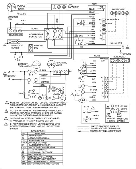 lennox hp26 wiring diagram lennox hp26 seer indy500 co