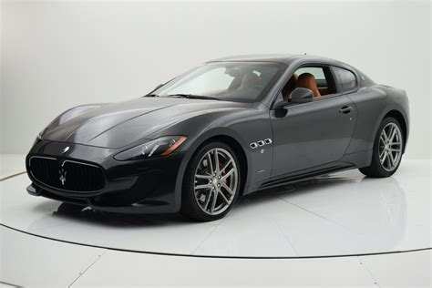2016 maserati granturismo 2016 maserati granturismo sport for sale 139 050