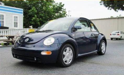 volkswagen beetle gls  sale  wilmington nc   autoptencom