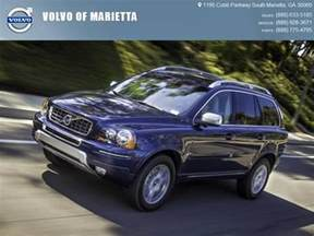 Volvo Of Marietta Volvo Of Marietta Marietta Ga 30060 Car Dealership And