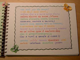 lettere per dire grazie manu arte cuore un quot grazie quot alla maestra dell asilo