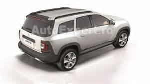 Renault Duster Dacia Dacia Duster Noutati Auto