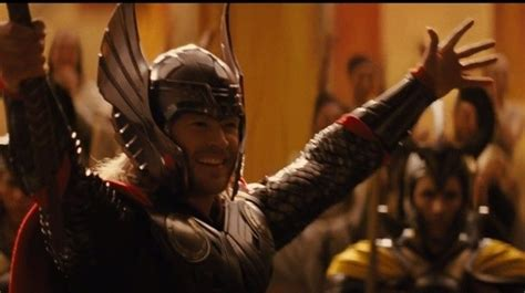 thor movie parts why doesn t thor wear his winged helmet in the films quora