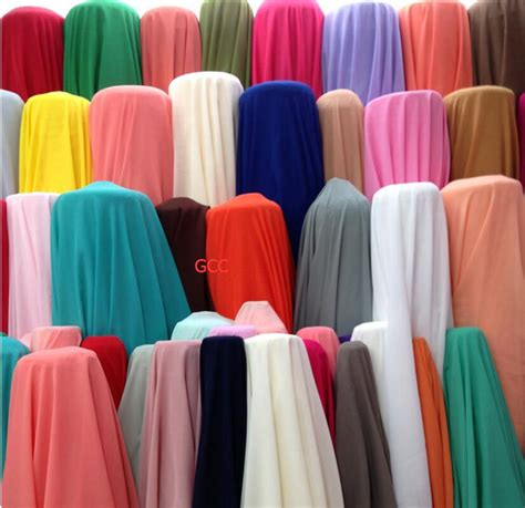 17725 Soft Chiffon Top Soft Printed Flower M 150cm width chiffon fabric soft fabric for chiffon dress