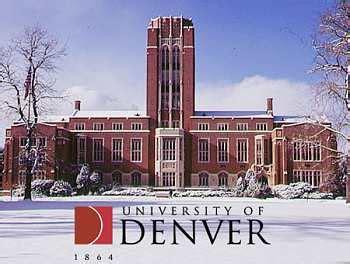 Wash U Mba Denver by The Of Denver Studentsreview College