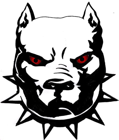 tribal pitbull tattoo designs pitbull tattoos