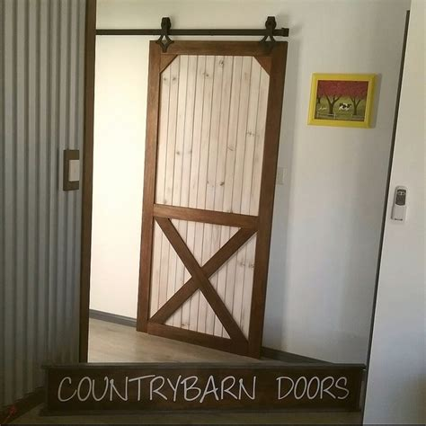 Antique White Country Barn Door Country Interior Doors Country Interior Doors