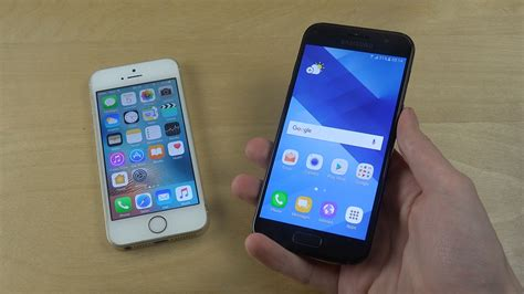 Samsung A3 Vs Iphone 5 top 8 reasons why samsung galaxy a3 2017 is better than