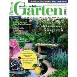Schöner Garten Abo 2120 by Mein Schoner Garten Zeitschrift