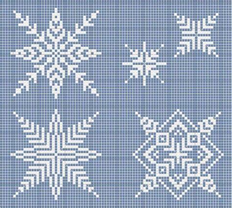snowflake pattern cross stitch luli fiocchi di neve embroidery and cross stitch