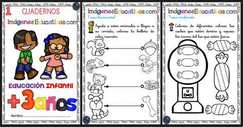 Imagenes Educativas Para Preescolar | cuadernos im 225 genes educativas educaci 243 n infantil de 3