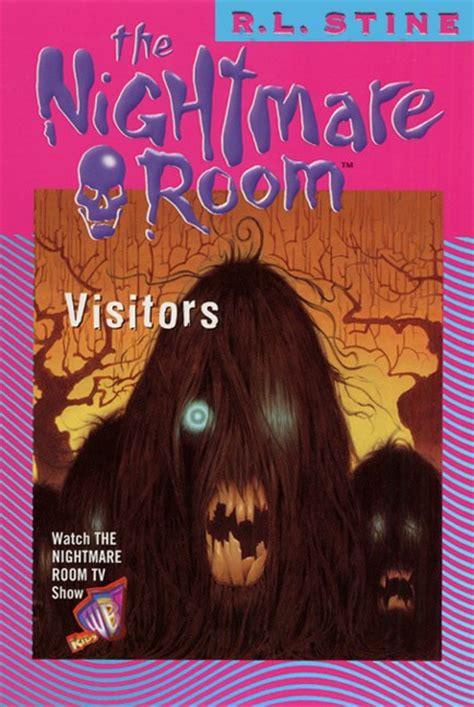 the nightmare room the nightmare room 12 visitors r l stine e book