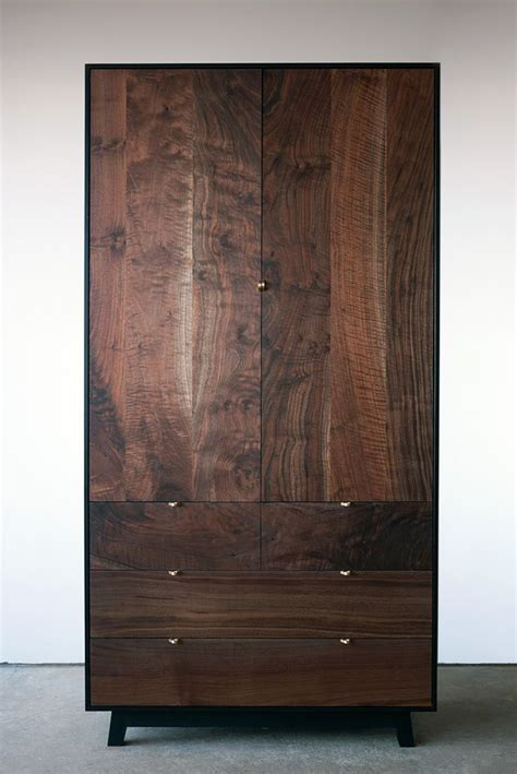 custom armoires hand crafted char armoire by bolster furniture design