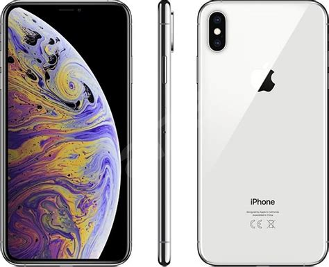 apple iphone xs max 6 5 inch 256gb notch display gold space grey silver without facetime y mobile