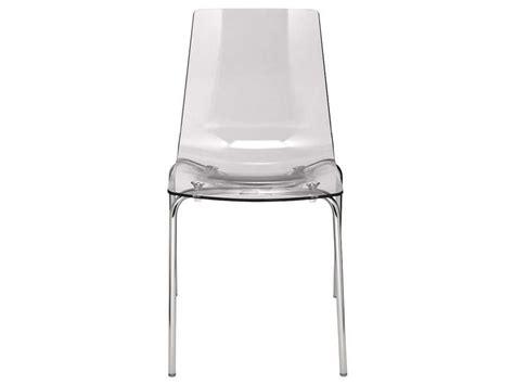 chaise transparente conforama chaise lollipop coloris transparent vente de chaise