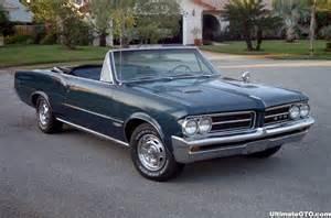 Pontiac Gto 64 64 Gto Pontiac