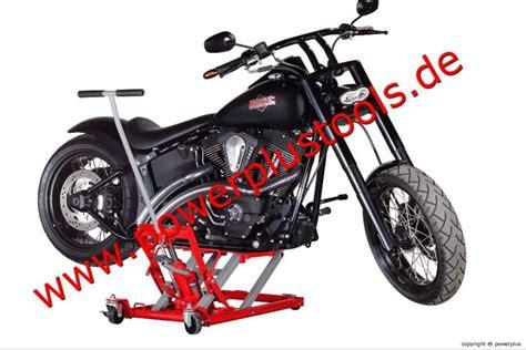 Motorradheber Bei Polo by Motorradheber S 2 Milwaukee V Twin Harley Davidson