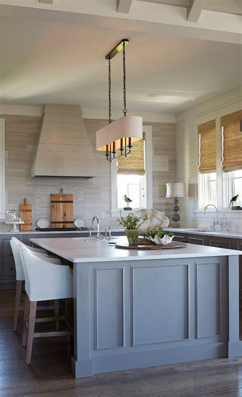Best Lighting For Kitchen Island 25 Best Gray Island Ideas On Kitchen Island
