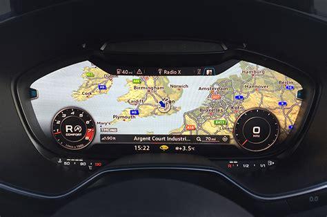 Audi Navigation by Audi Tt Mk3 Navigation System Upgrade Satnav Systems