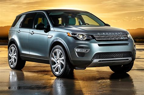 2015 land rover discovery sport front side view photo 25