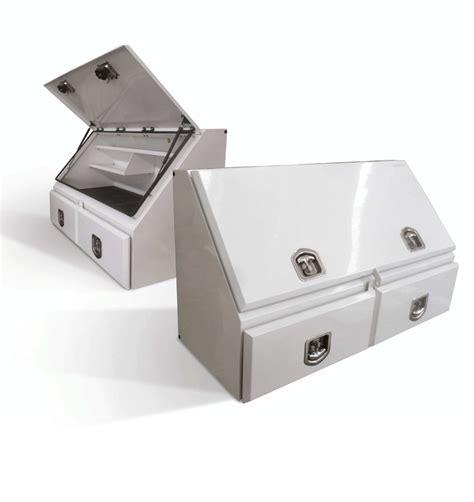 heavy duty drawer slides nz premium white toolbox with 2 heavy duty drawers 121cm x