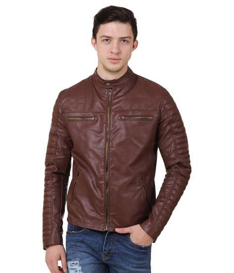 Expres Jacket Brown fashion express brown biker jacket buy fashion express