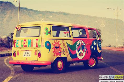 bmw hippie hippie vw tent will your woodstock memories