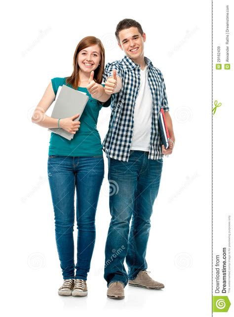 hipster male student showing thumb group stock photo students showing thumbs up royalty free stock images