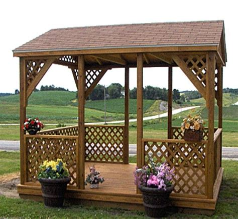 rectangular gazebo best 25 gazebo pergola ideas on pergola