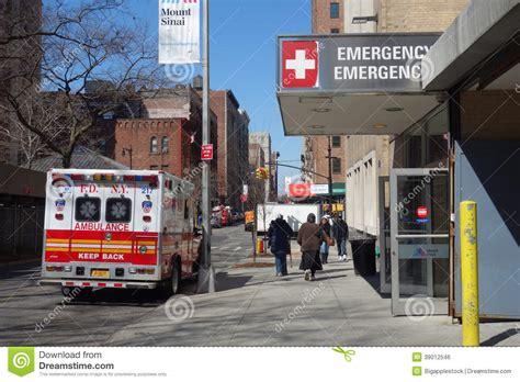 st luke s emergency room emergency room editorial photo image 39012546