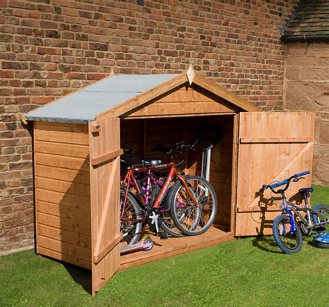 Your Bike Shed by Tips For Building A Bike Shed Bikehacks The Shed