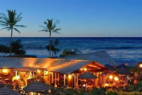 Kauai Outdoor Dining Restaurants 10best Restaurant Reviews Kauai House Restaurant