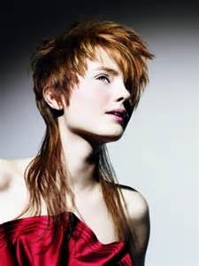 modern mullet hairstyles for short mullet hairstyles for women