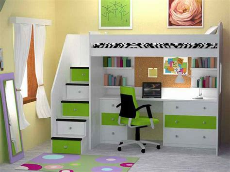 25 best ideas about bunk bed desk on bunk bed