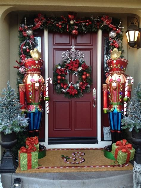 18 festive front door decorating ideas style