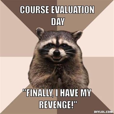 Evil Raccoon Meme - writing digital media spring 2015 english 3844