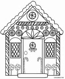 coloring house free coloring pages of gingerbread houses