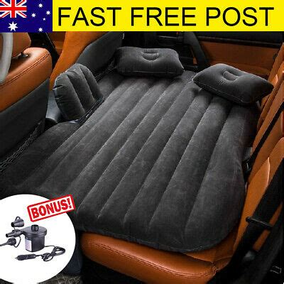 inflatable car  seat mattress protable travel camping