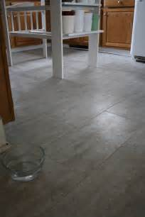 Floor Tile For Kitchen Tips For Installing A Kitchen Vinyl Tile Floor Merrypad