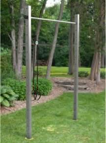 turnstange garten holz outdoor fitness ger 228 te f 252 r familien und crossfit freaks