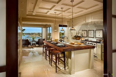 Two Level Kitchen Island 100